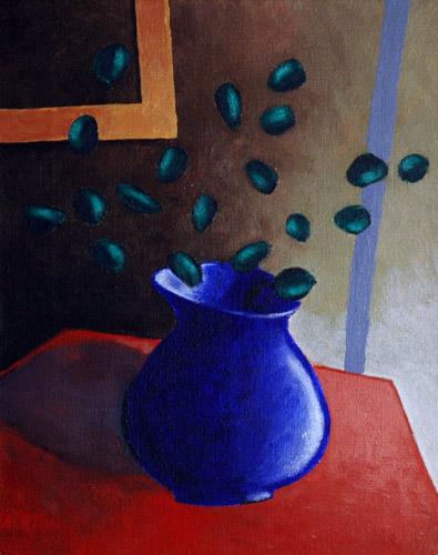 Blue vase (2005)